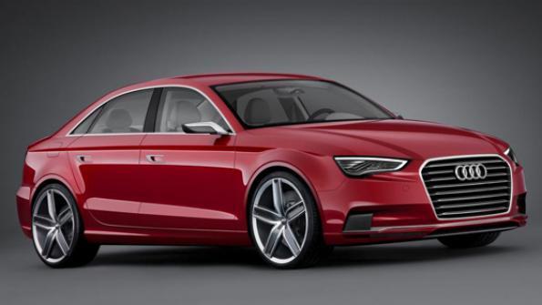 Audi new model 2013