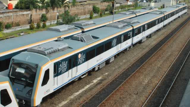 Kereta Bandara Soetta