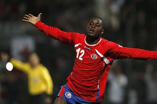 Convocados de Costa Rica Mundial Sub 20