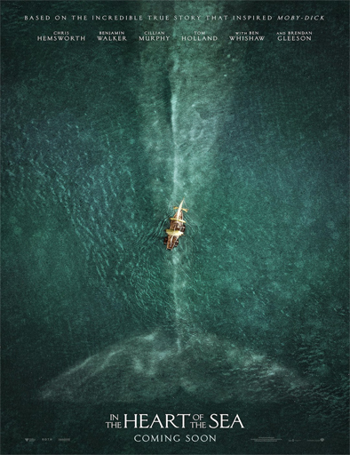 Ver En el corazón del mar (Heart of the Sea) (2015) Online