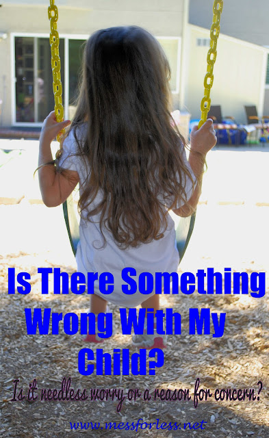 Is There Something Wrong With My Child, #kids, #parenting, #special-needs