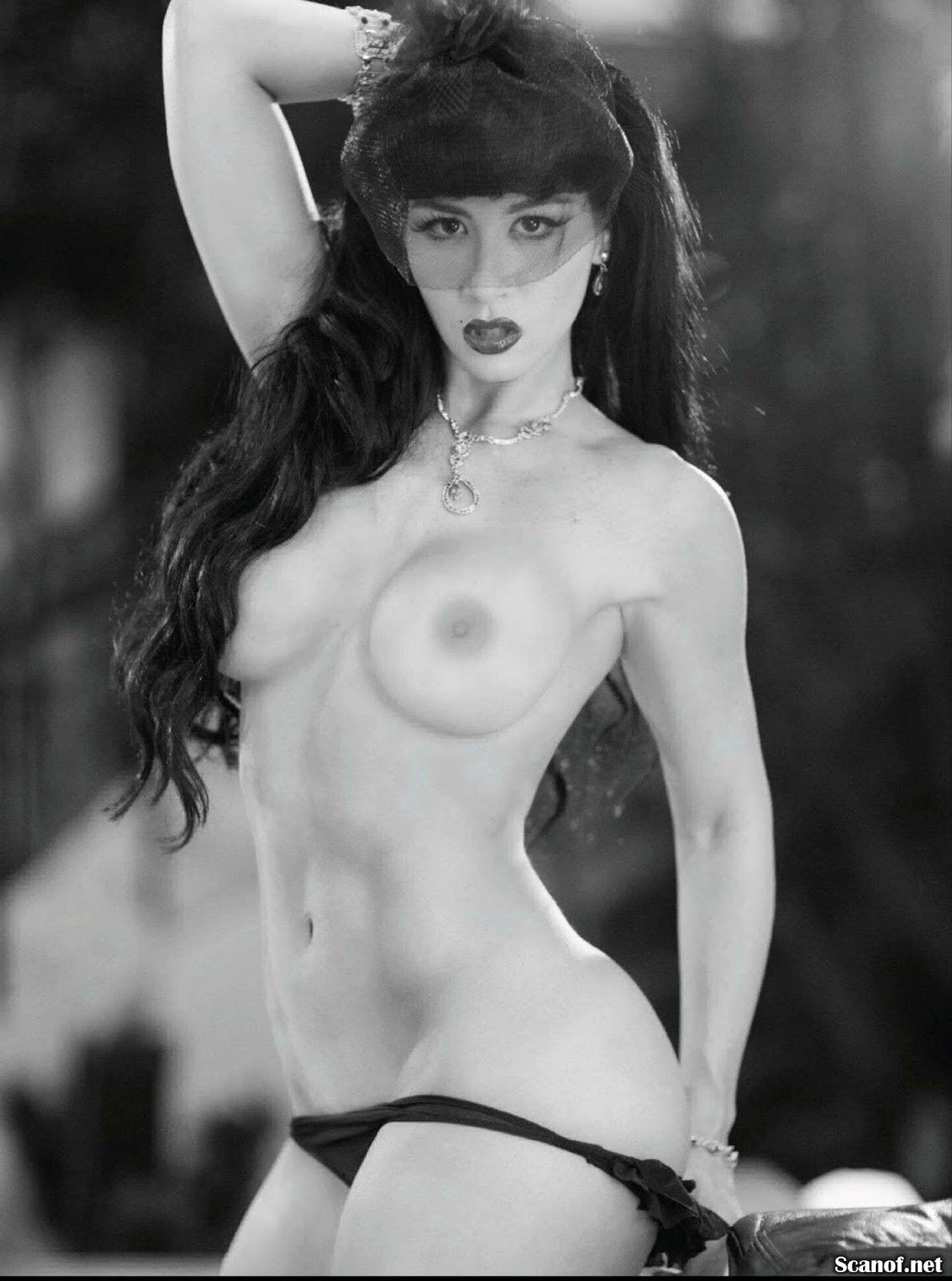 Diosa Canales Playboy Venezuela Junio