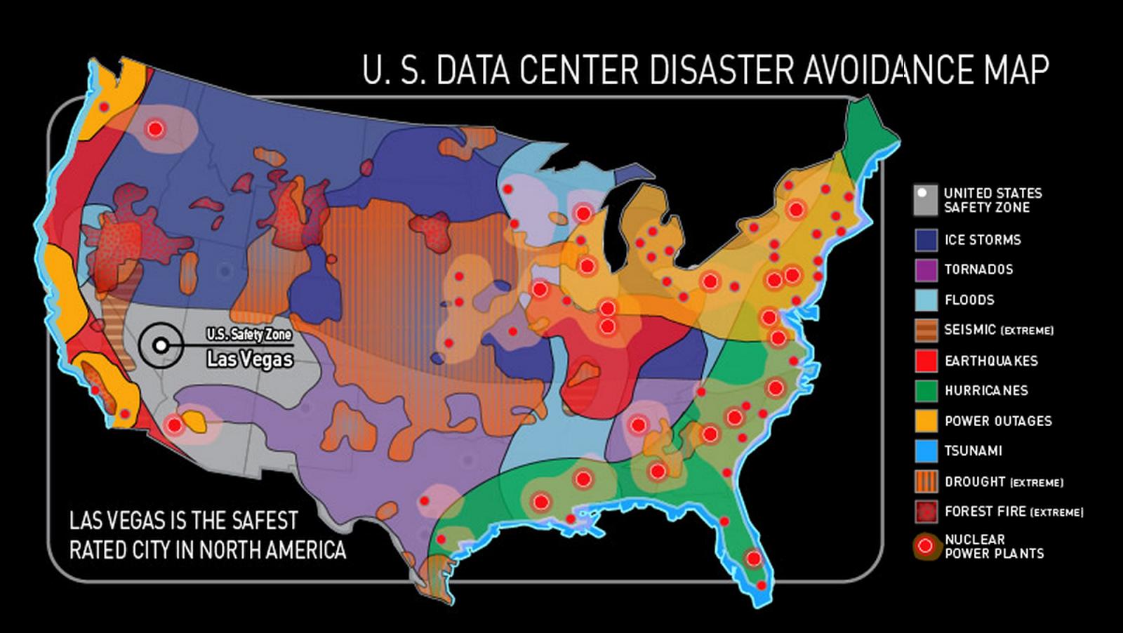 Las Vegas Nevada Natural Disasters
