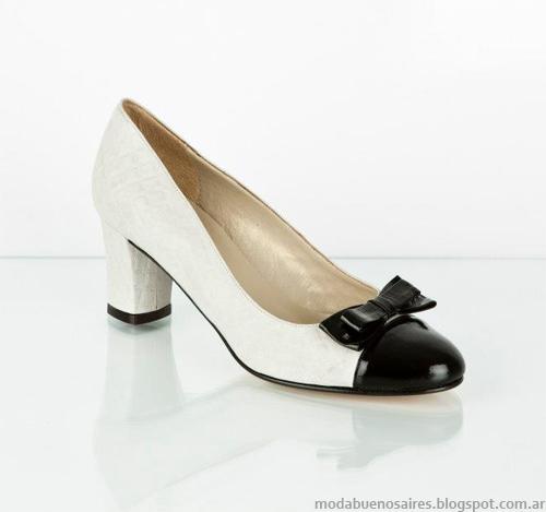 Moda zapatos invierno 2013 Ferraro coleccion