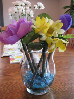 DIY Flower Pen Gender Neutral Baby Shower Adventures of D and V