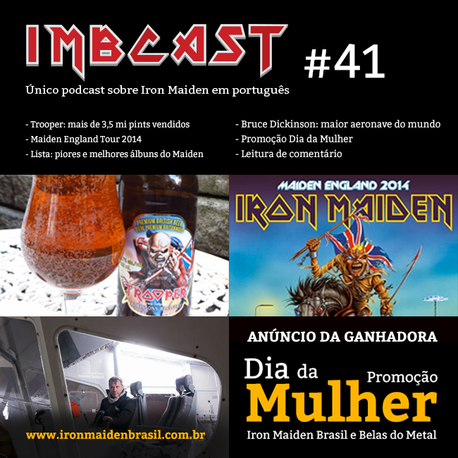 [PODCAST] - IMBCast #41