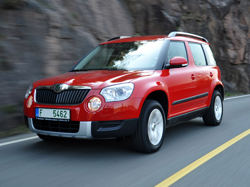 skoda yeti 4x2 authentic cars. Black Bedroom Furniture Sets. Home Design Ideas