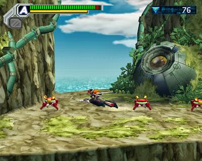 Download Mega Man X8