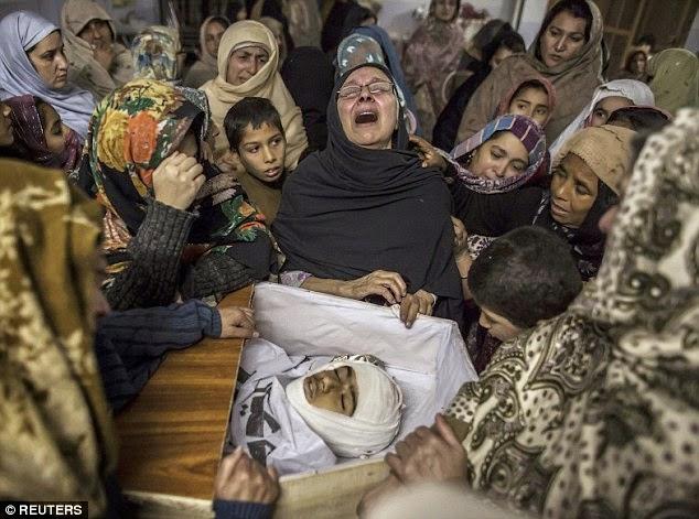 innocent kids  killed in peshawar attack