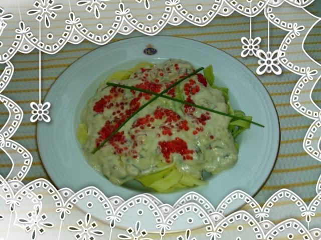 Mi suegra no tiene recetas pasta fresca con salsa de nata - Salsas para pasta con nata ...