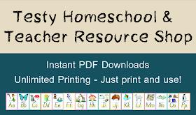 Testy Homeschool & Teacher Resource Shop thumbnail