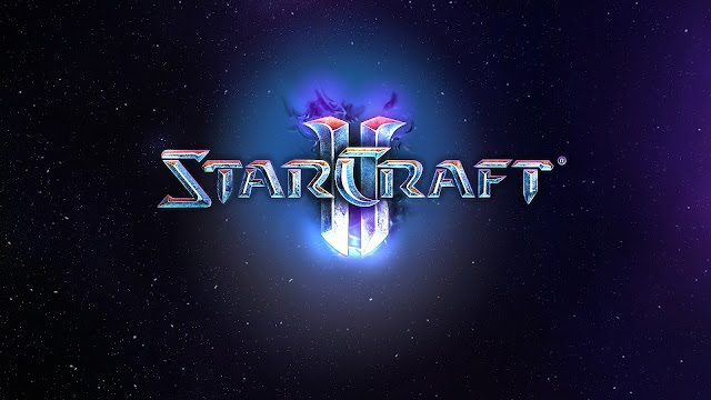Starcraft Logo Game