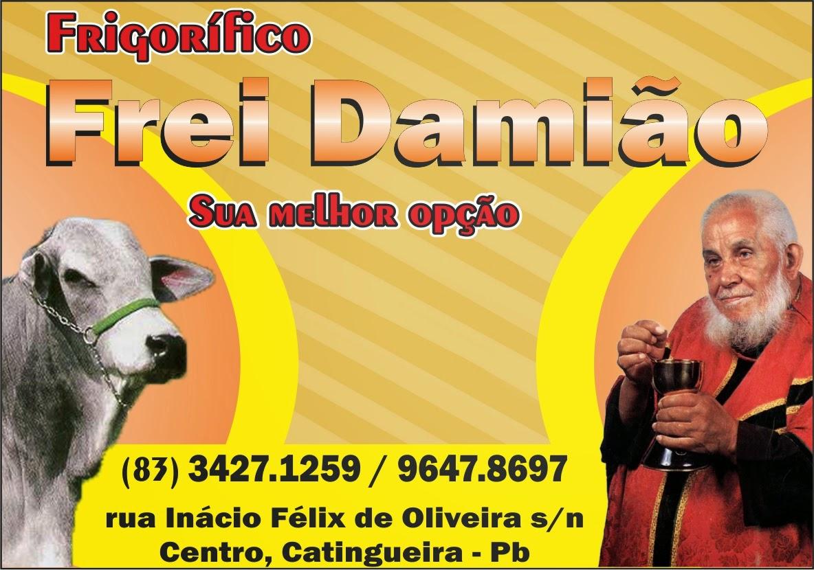 FRIGORÍFICO FREI DAMIÃO