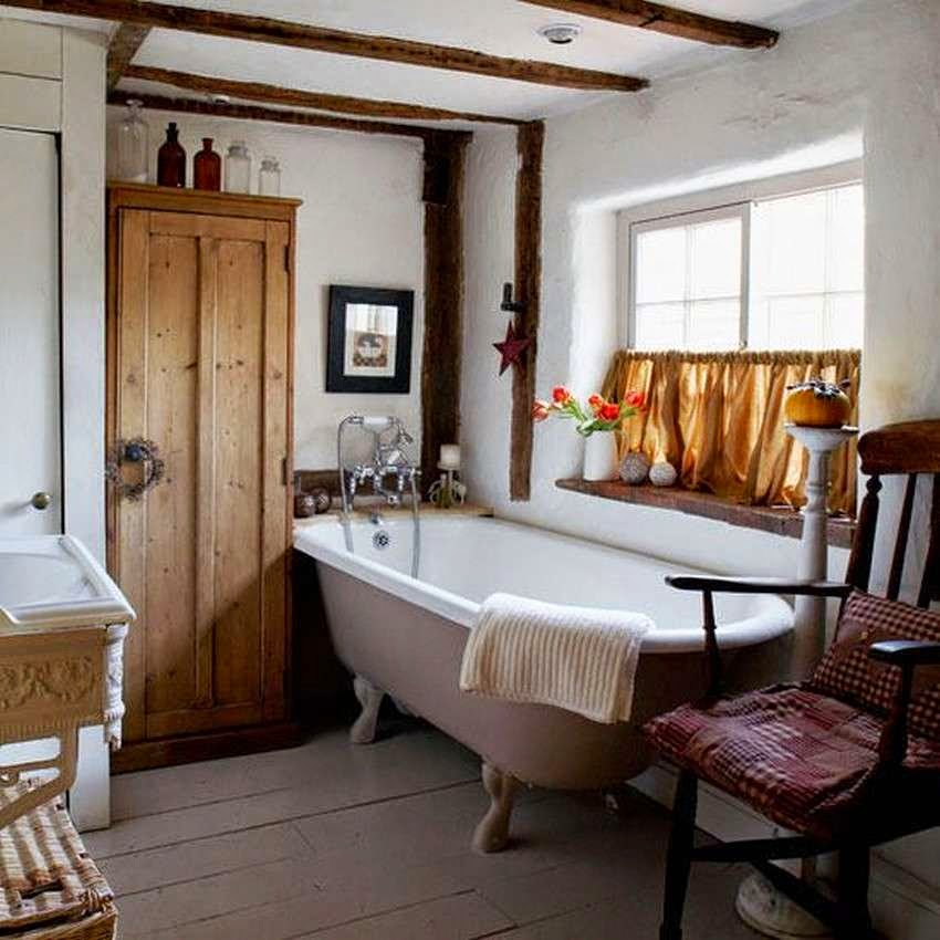 how to decorate a bathroom vintage decor
