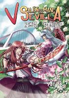 El 30 y 31 de marzo de 2012 la quinta edición del Salón del Manga de Sevilla