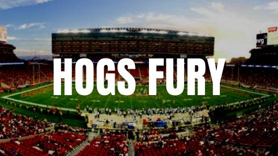 Hogs Fury