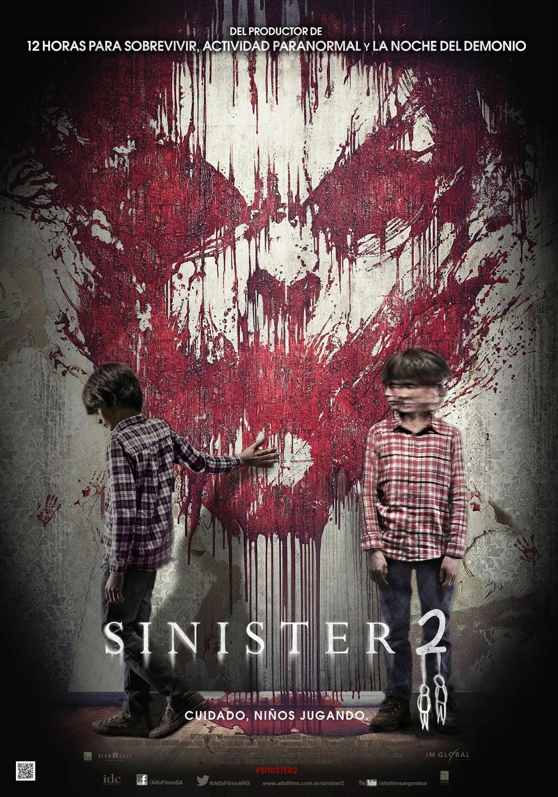 Điềm Gỡ 2 - Sinister 2