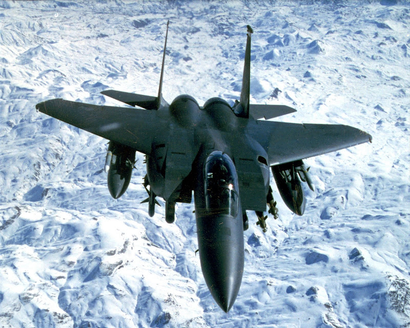 F-15 Eagle All-Weather Jet Fighter