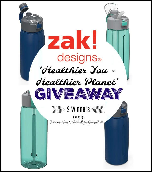 Healthier You, Healthier Planet Giveaway