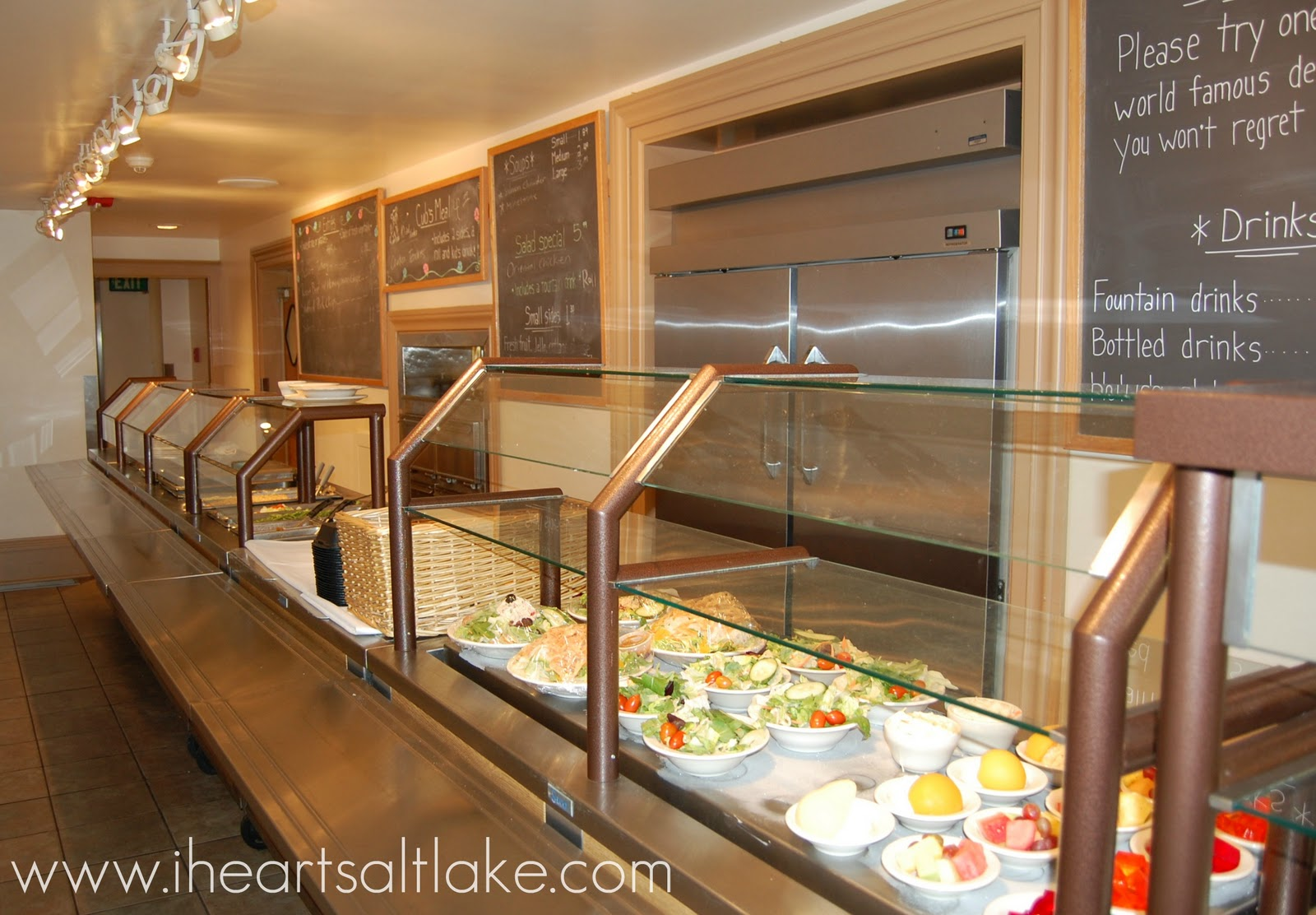 The Lion House Cafe Salt Lake