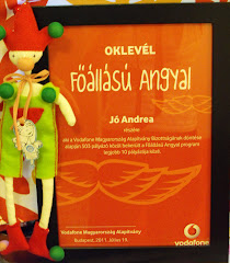 """2011 Vodafone """"Főállású Angyal"""""""