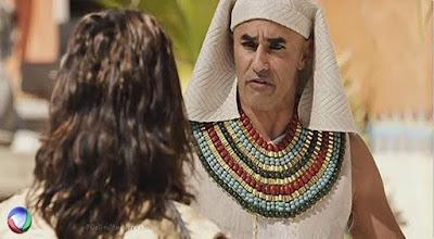 Meketre descobre que Bak é seu filho