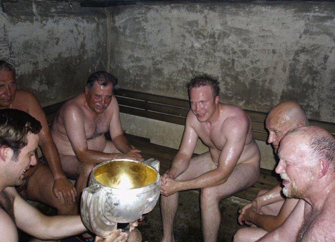 naisten kanssa saunassa Kerava