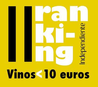 Segunda Edicion: Los 10 mejores vinos, por menos de 10 euros (2011)