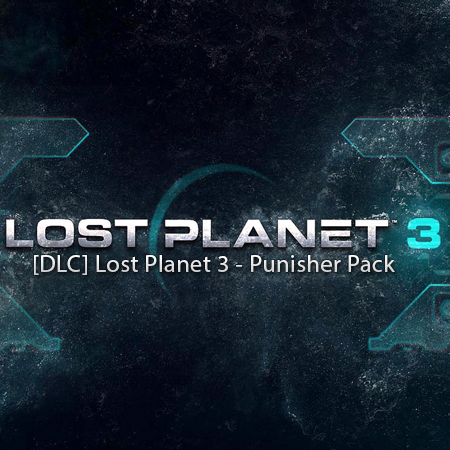 Lost Planet 3 Punisher Pack DLC PS3