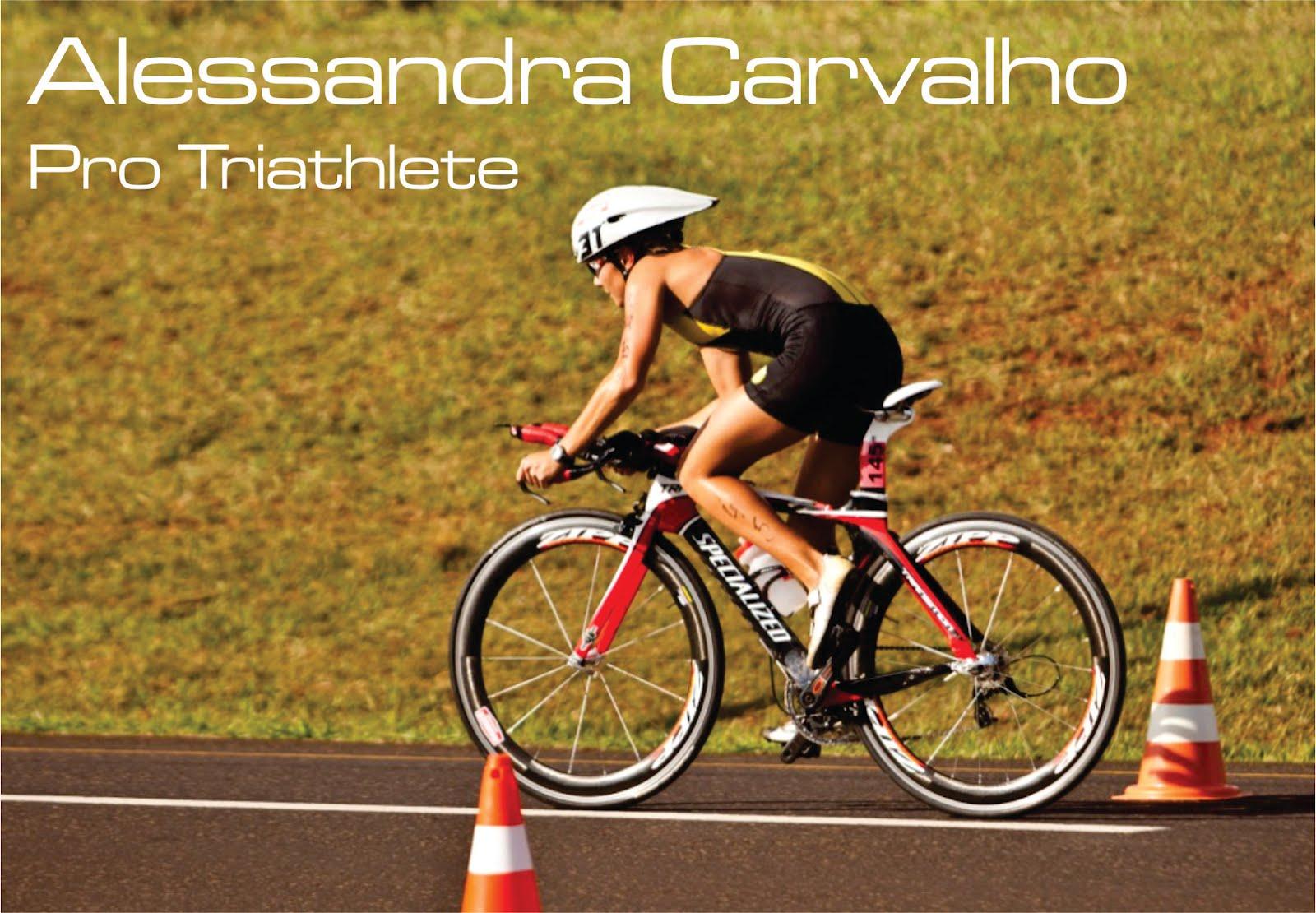 Alessandra Carvalho - Triatleta