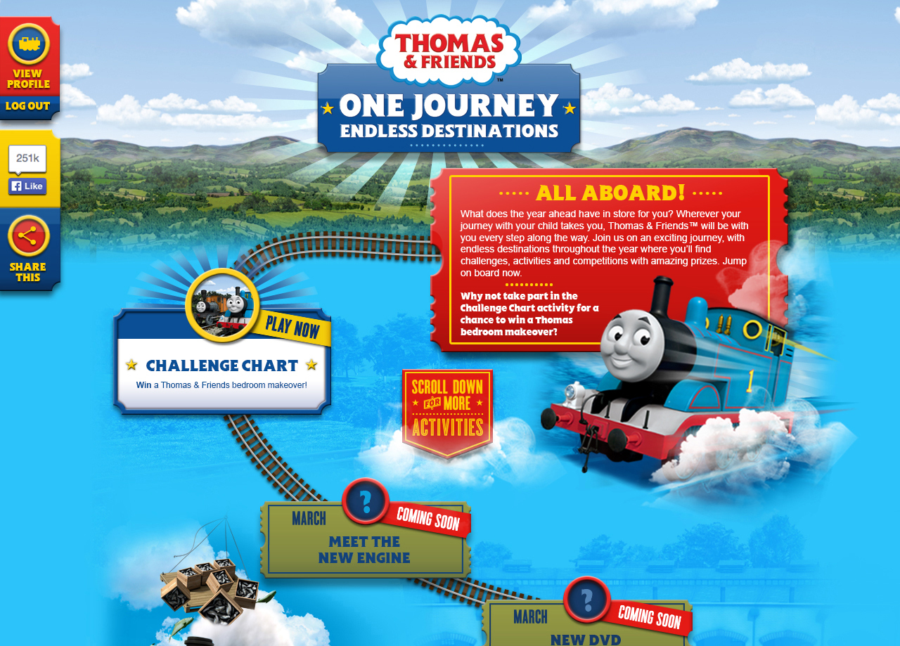 Thomas & Friends Hub