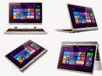 Fitur-Fitur Pada Laptop tablet