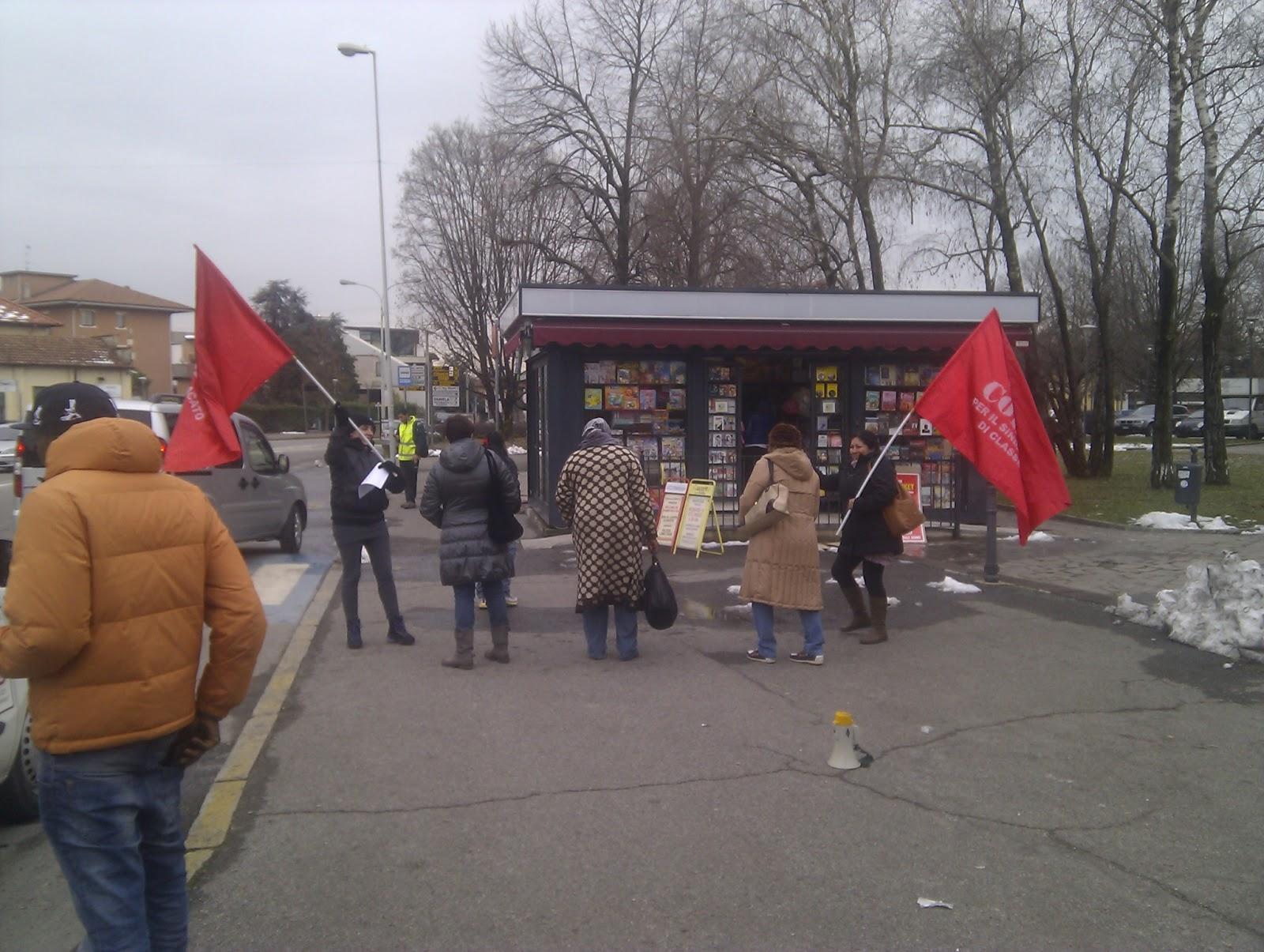 Proletari comunisti pc 2 marzo lavoratrici e lavoratori - Casa di riposo dalmine ...