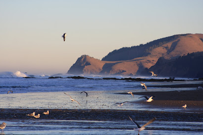 Cascade Head from Lincoln City.