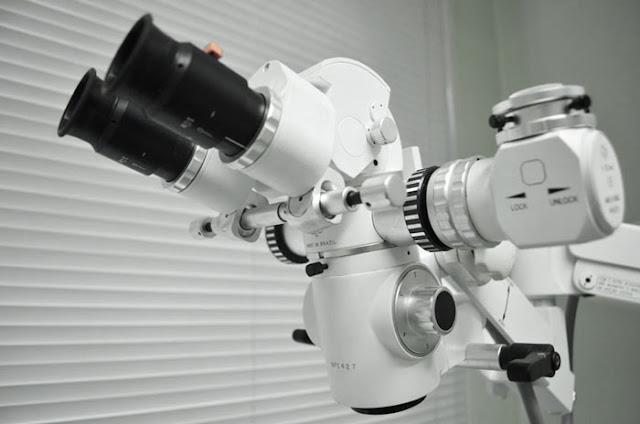 Endodontia com microscopia operatória