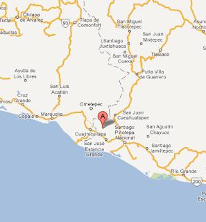 """""""Mexico_earthquake_today_epicenter_map"""""""