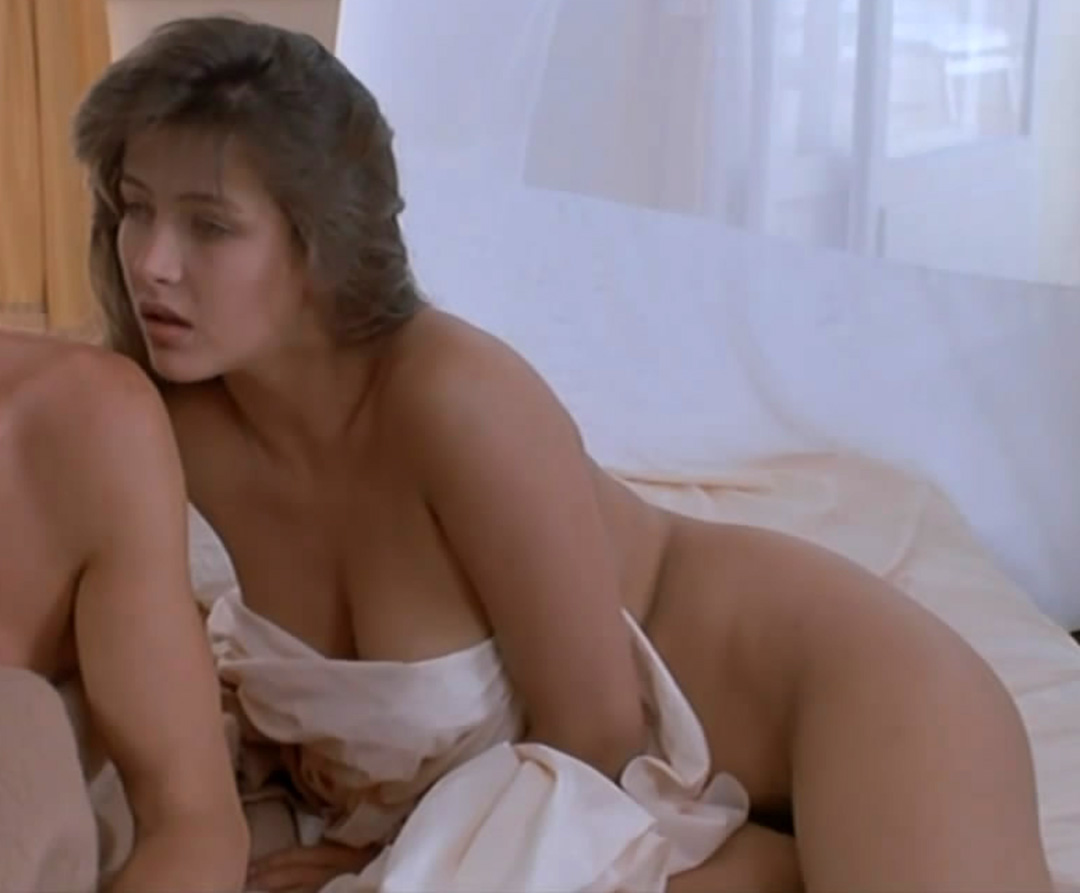sophie marceau tits