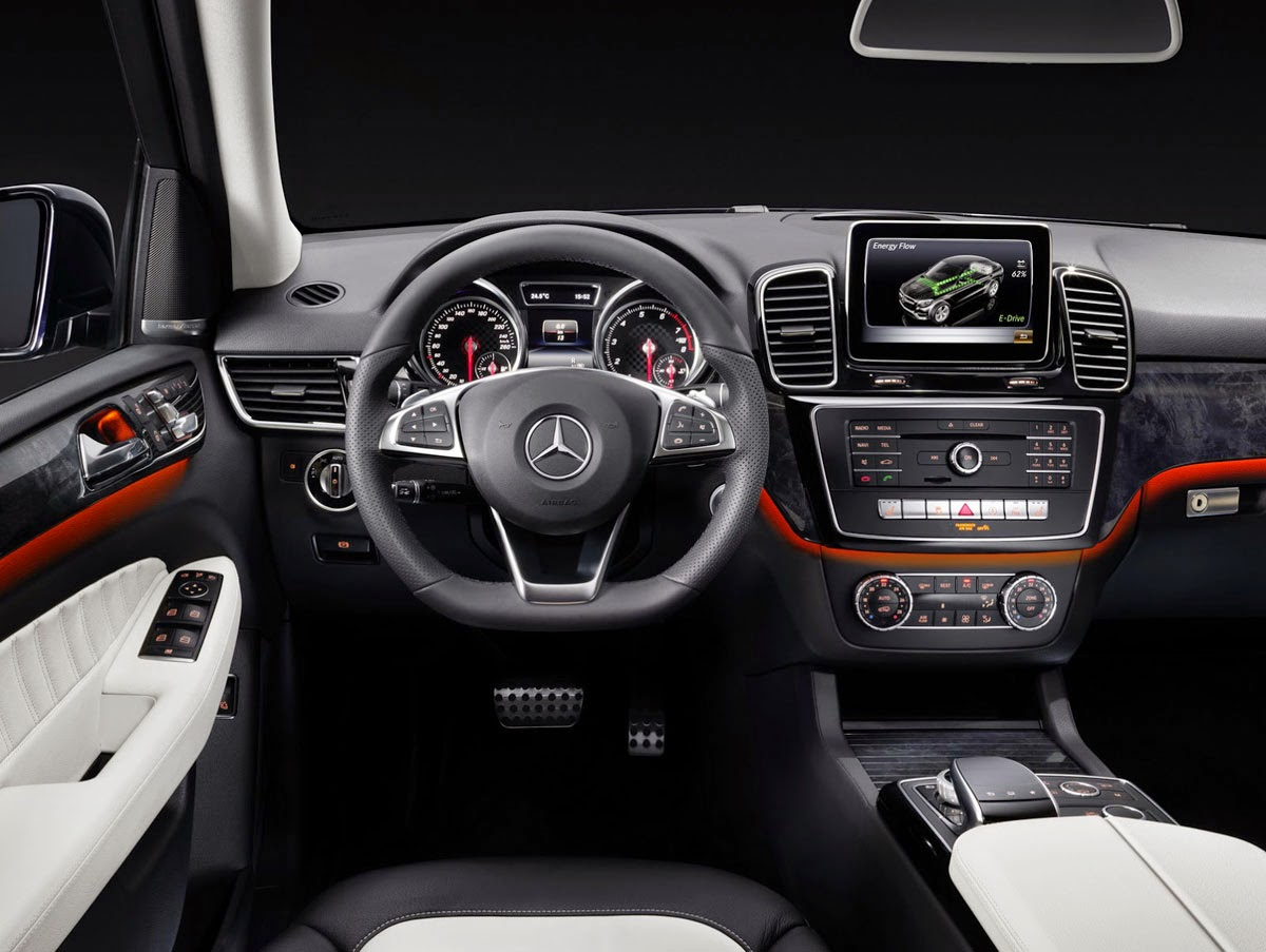2016 Mercedes-Benz GLE SUV ~ New AutoCars News