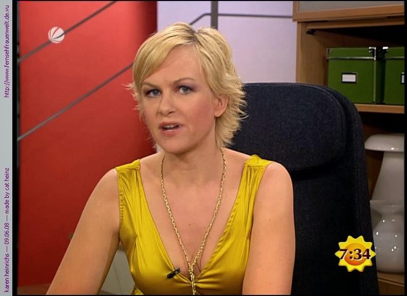 Karen Heinrichs - FFS 09.06.2008 | Moderatorinnen Caps