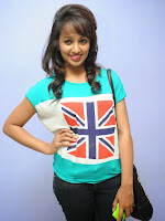 Tejaswi glam pics at Ice Cream Trailer launch-cover-photo