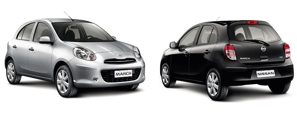 El March suma ABS, Bluetooth y antinieblas delanteros en la versión