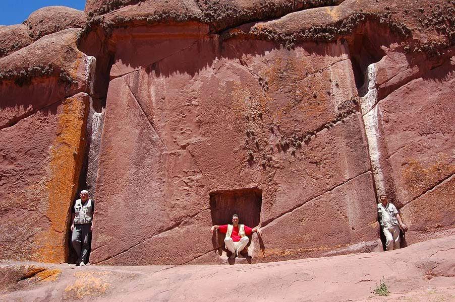 Misteri Aramu Muru, Portal Kuno Menuju Dunia Lain