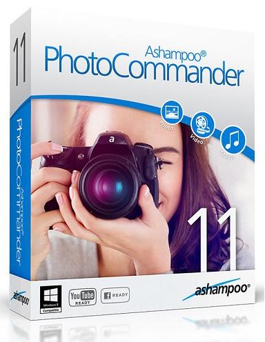 تحميل برنامج Ashampoo Photo Commander 11 مجانا لتحرير وتعديل الصور