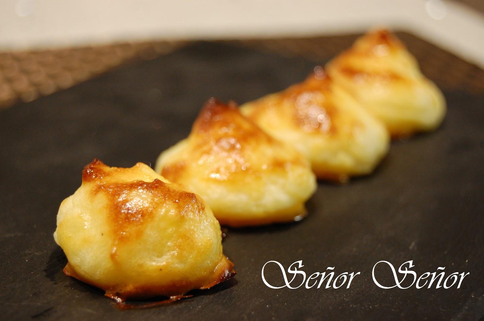 Patatas duquesas receta de sergio - Cuanto tarda en cocer una patata ...