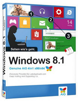 Windows 8.1 AIO 4in1 x86 en-US Aug 2013