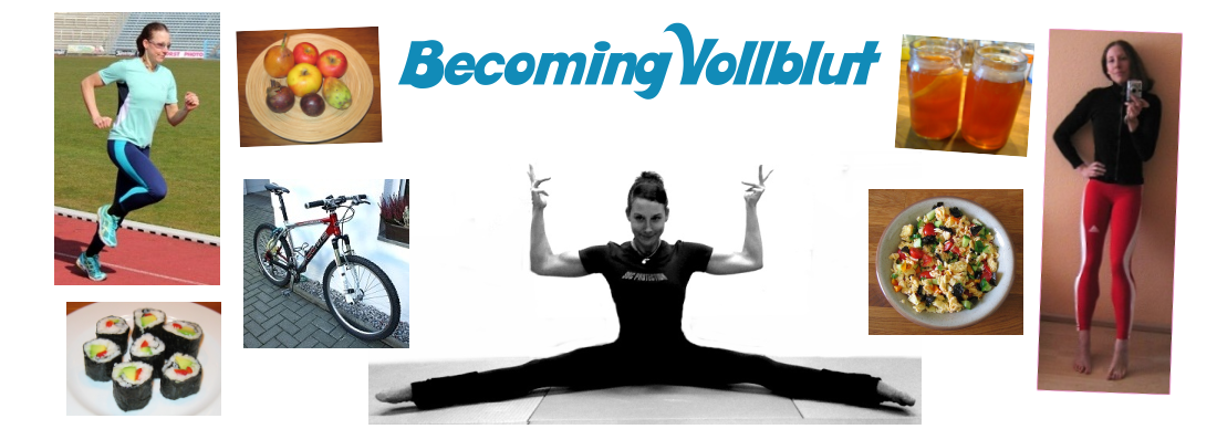 Becoming Vollblut