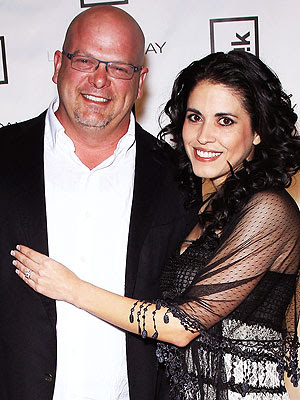 rick harrison from the popular reality hit pawn stars is now engaged