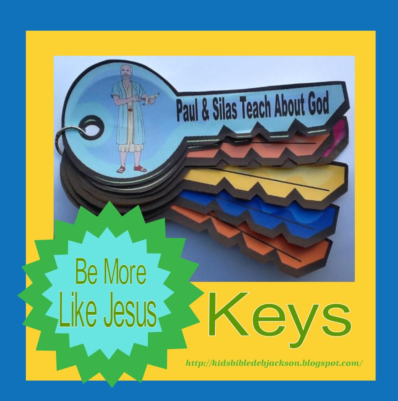 Bible fun for kids paul silas in prison for Bible story crafts for kids