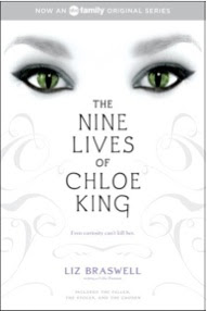 bookcover of 9 Lives of Chloe King BY Liz Braswell