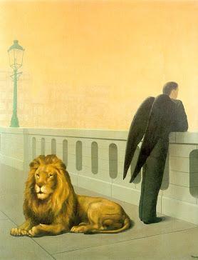 Nostalgia della patria, Magritte